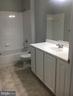 Spacious bathroom - 22655 BLUE ELDER TER #303, BRAMBLETON