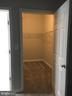 Walk-in closet in Master Bedroom - 22655 BLUE ELDER TER #303, BRAMBLETON