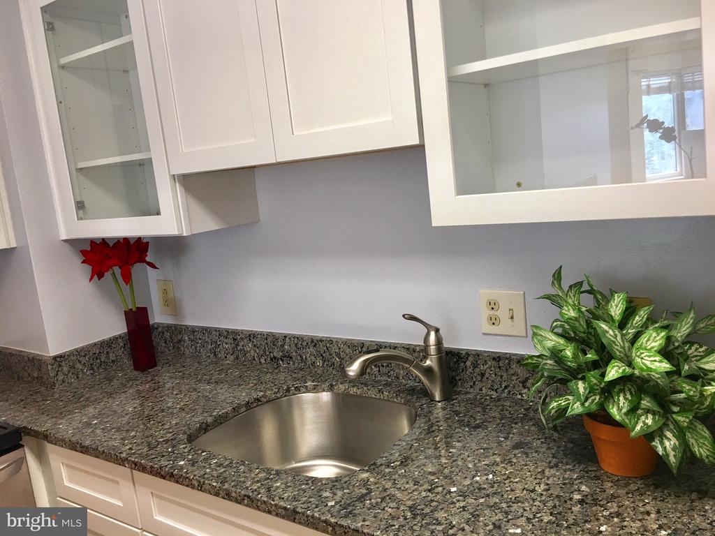 Kitchen - Trendy Cabinets - 22 COURTHOUSE SQ #407, ROCKVILLE