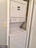 Washer/Dryer in Unit - 22 COURTHOUSE SQ #407, ROCKVILLE