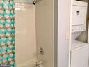 MBA Tub and Laundry Closet - 22 COURTHOUSE SQ #407, ROCKVILLE