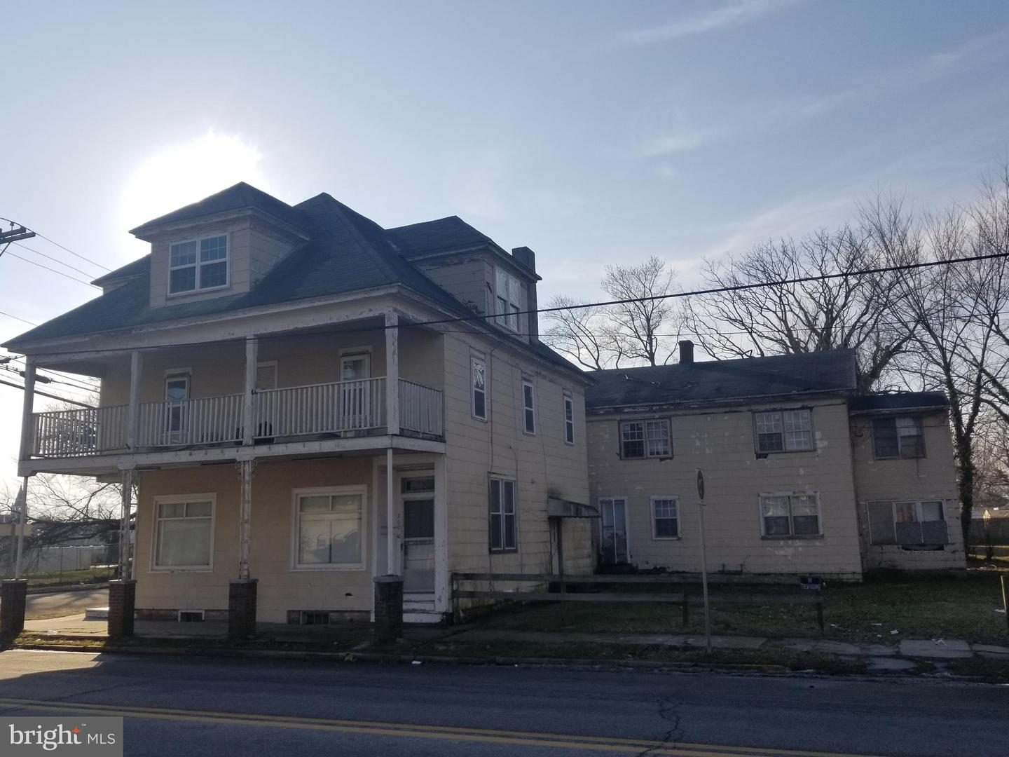 200 N Front St Seaford Delaware 19973 Commercial For Sale