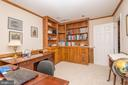 Office or den or library? - 5916 HALLOWING DR, LORTON