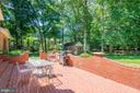 Plenty of space for the Grill Master! - 5916 HALLOWING DR, LORTON