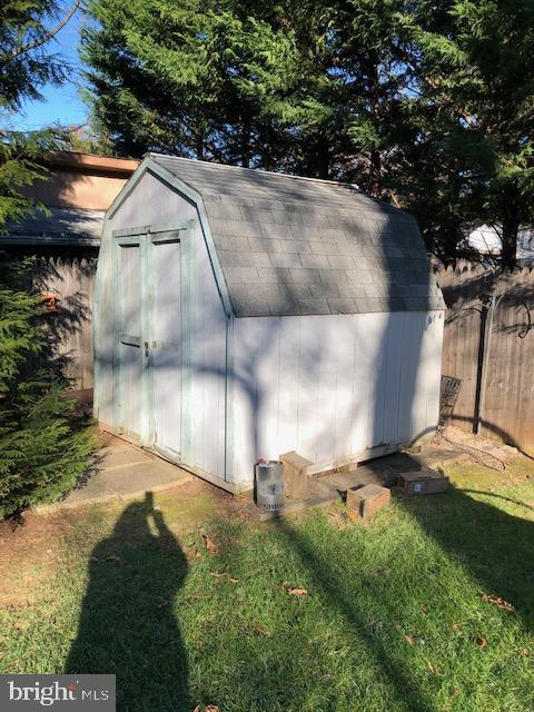 Large Shed - 3719 HILL ST, FAIRFAX