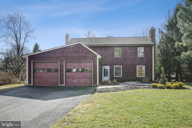 Single Family Home for Sale at 44 LINDEN Lane Plainsboro, New Jersey 08536 United StatesMunicipality: Plainsboro Township