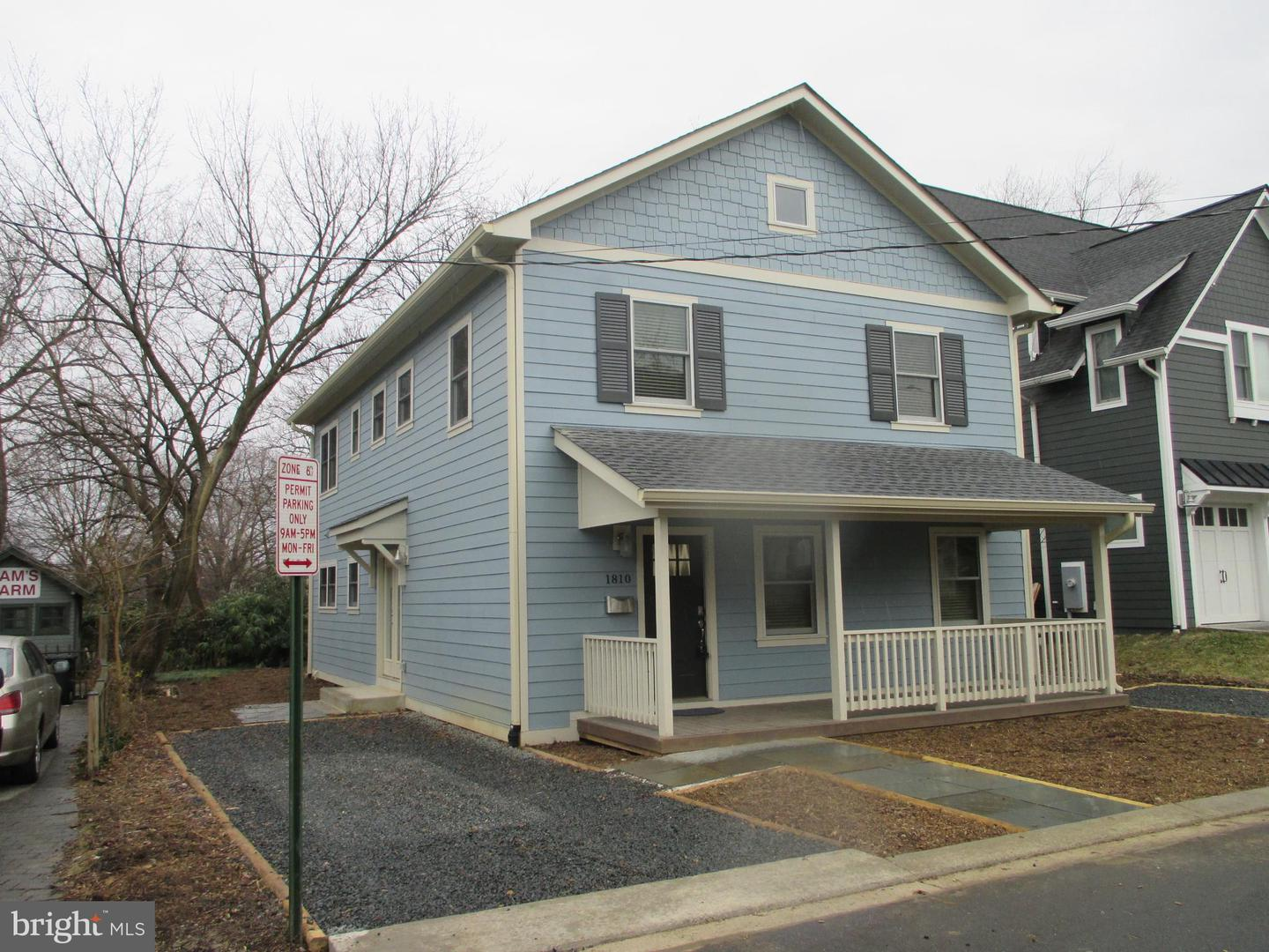 Other Residential for Rent at 1810 N Wayne St Arlington, Virginia 22201 United States