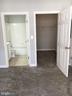 Master Bedroom with bath and walk-in closet - 22655 BLUE ELDER TER #303, BRAMBLETON
