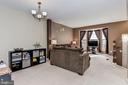 Dining area option! - 43450 INTERVAL ST, CHANTILLY