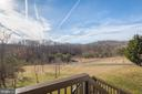 Amazing View from Deck - 17473 FOUR SEASONS DR, DUMFRIES