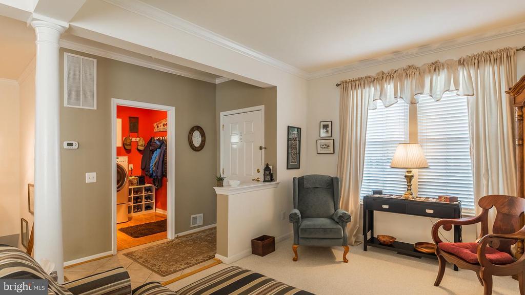 Foyer Entrance - 17473 FOUR SEASONS DR, DUMFRIES
