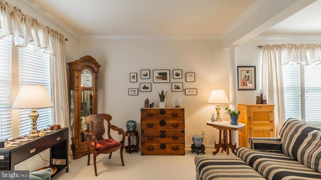 Living Room - 17473 FOUR SEASONS DR, DUMFRIES