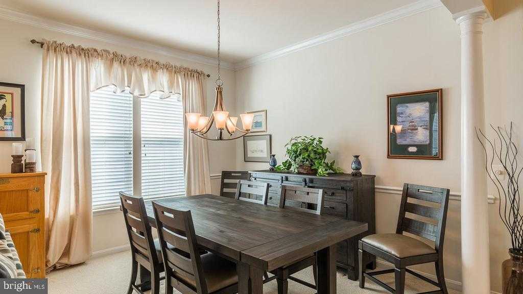 Dining Room - 17473 FOUR SEASONS DR, DUMFRIES