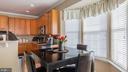 Breakfast Area with Bay Window - 17473 FOUR SEASONS DR, DUMFRIES