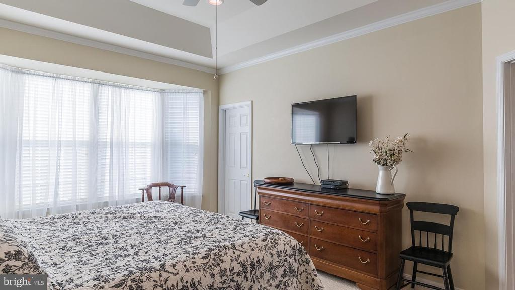 Master Bedroom - 17473 FOUR SEASONS DR, DUMFRIES
