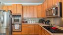 Built-In Wall Ovens and Microwave - 17473 FOUR SEASONS DR, DUMFRIES