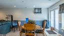 Rec Room with Walk-Out to Patio - 17473 FOUR SEASONS DR, DUMFRIES