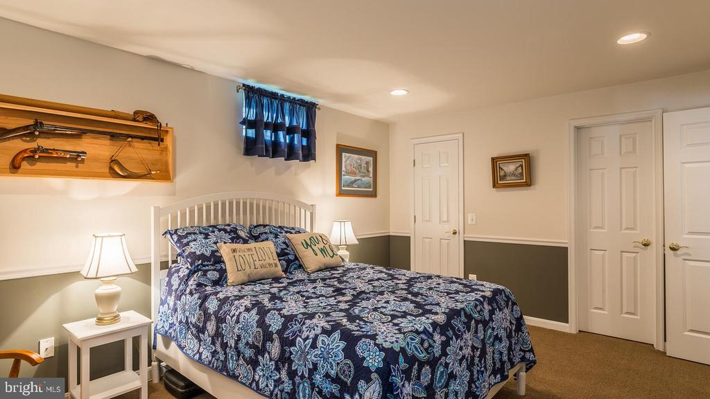 Fourth Bedroom on Lower Level - 17473 FOUR SEASONS DR, DUMFRIES