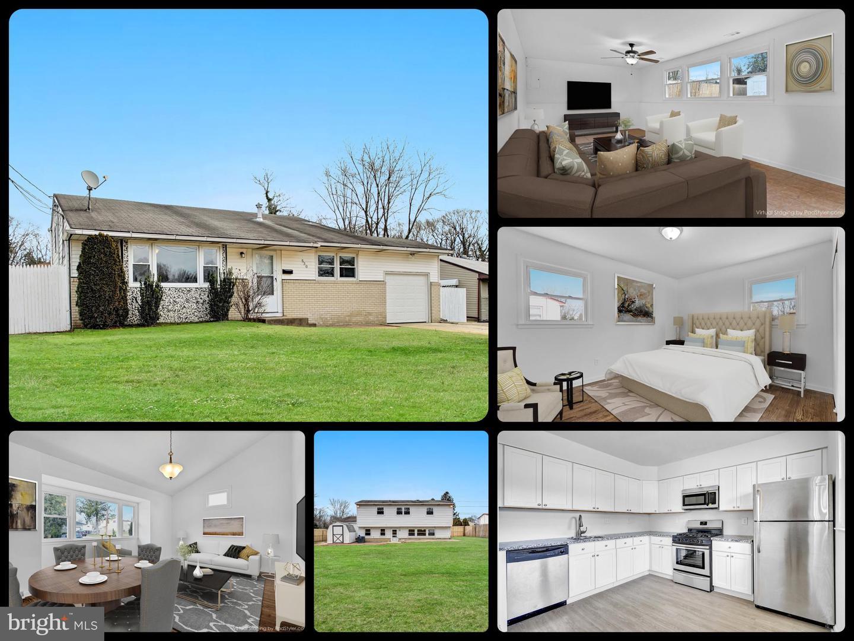 Villa per Vendita alle ore 530 FRESNO Drive Magnolia, New Jersey 08049 Stati Uniti