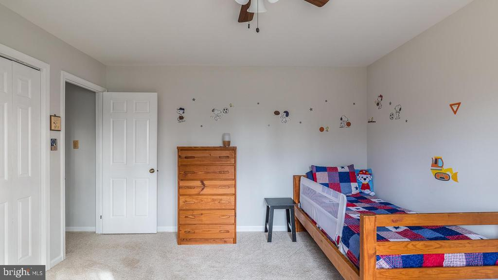 Bedroom 3 - 15 OLD FORT LN, STAFFORD