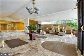A welcoming lobby for your guests - 1200 N NASH ST #551, ARLINGTON