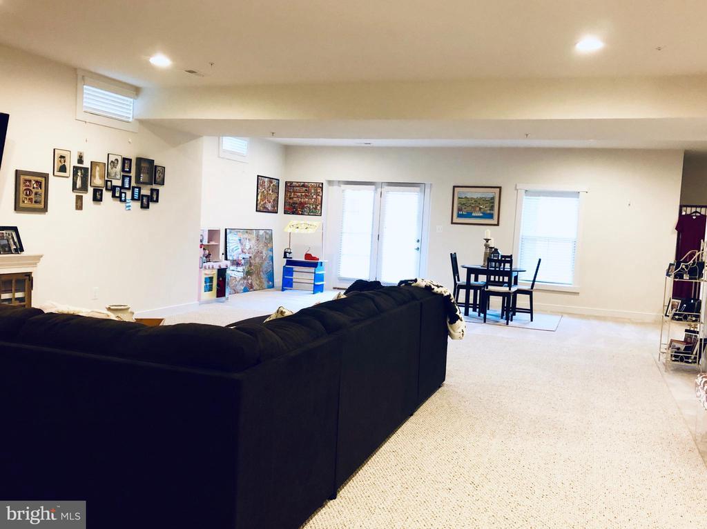 Full daylight basement-Walkout - 17041 SILVER ARROW DR, DUMFRIES