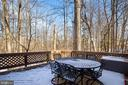 So spacious and amazing views of the park - 549 DRUID HILL RD NE, VIENNA