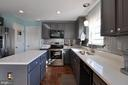 Quartz, Stainless Appliances & Backsplash - 6 GRANITE CT, FREDERICKSBURG