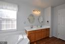 Dual Sinks for an easy morning routine! - 6 GRANITE CT, FREDERICKSBURG