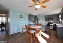Updated Kitchen! - 6 GRANITE CT, FREDERICKSBURG
