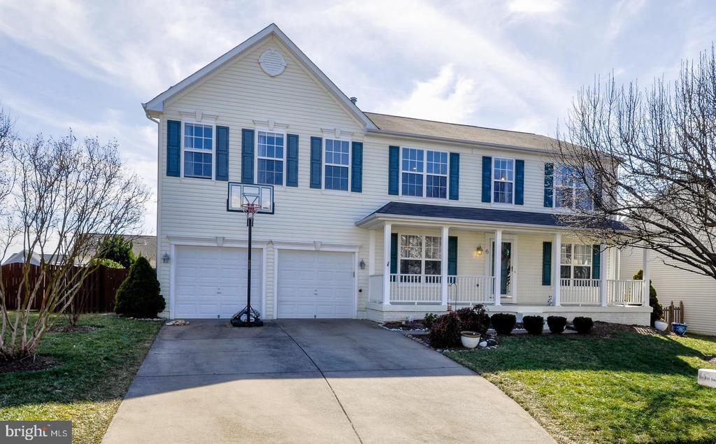 Updated & Well Maintained 4BR/2.5BA home! - 6 GRANITE CT, FREDERICKSBURG