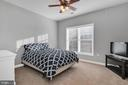Fourth bedroom - 42445 MEADOW SAGE DR, BRAMBLETON