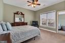 Third upstairs bedroom with private bath - 42445 MEADOW SAGE DR, BRAMBLETON