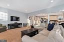 Great for entertaining or relaxing - 42445 MEADOW SAGE DR, BRAMBLETON