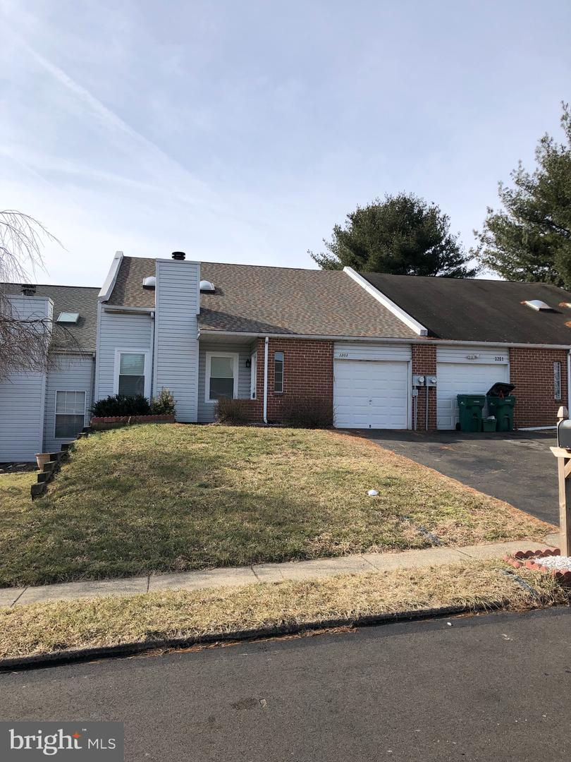 Photo of home for sale at 3203 Chesterton Court, Bensalem PA