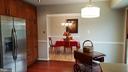 Eating Space In Kitchen - 7126 BRIDGEPORT CT, SPRINGFIELD