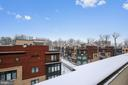 View from Rooftop Terrace - 5402 MERRIAM ST, BETHESDA