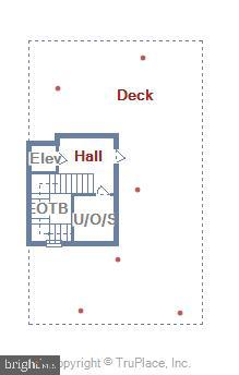 4th Floor Terrace - 5402 MERRIAM ST, BETHESDA