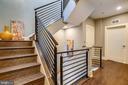Upstairs Hallway - 5402 MERRIAM ST, BETHESDA
