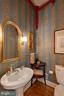 Main level Powder Room - 12970 WYCKLAND DR, CLIFTON