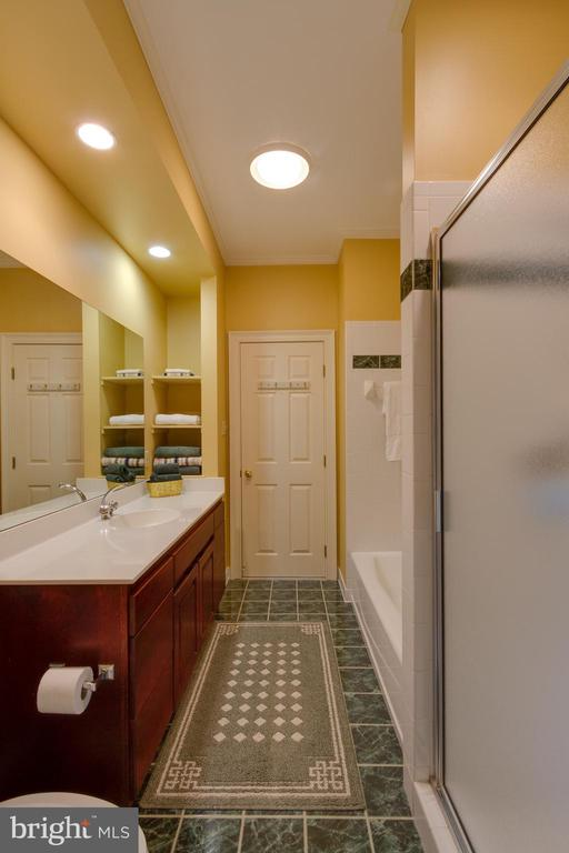 Jack and Jill Bath - 12970 WYCKLAND DR, CLIFTON