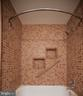 Master Bath Tiled Tub Surround - 7126 BRIDGEPORT CT, SPRINGFIELD