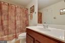 Basement Full Bath - 3341 DONDIS CREEK DR, TRIANGLE