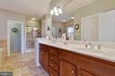 Master Bath - 3341 DONDIS CREEK DR, TRIANGLE