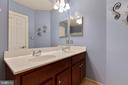 Full Bath - 3341 DONDIS CREEK DR, TRIANGLE