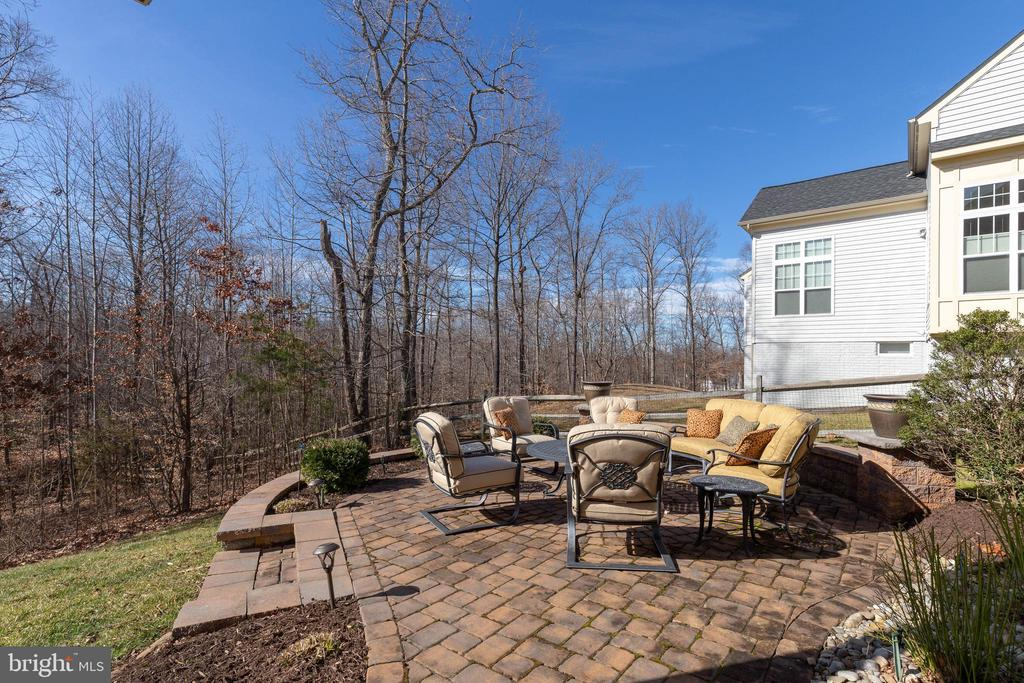 Patio - 3341 DONDIS CREEK DR, TRIANGLE
