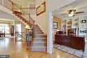Entry - 3341 DONDIS CREEK DR, TRIANGLE