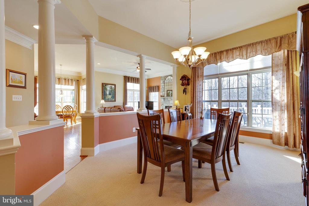 Formal Dining Room - 3341 DONDIS CREEK DR, TRIANGLE