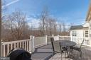 Deck - 3341 DONDIS CREEK DR, TRIANGLE