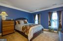 Beautiful 4th bedroom - 3713 STONEWALL MANOR DR, TRIANGLE